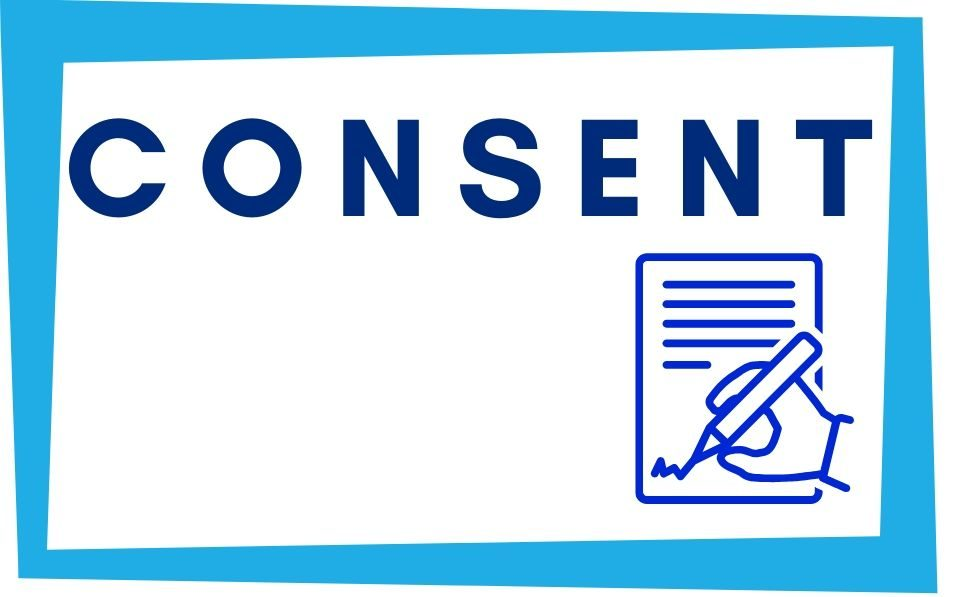 Consent image